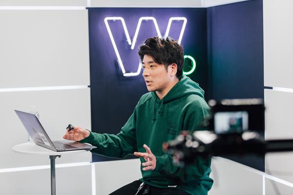 Wovn Technologies株式会社 代表取締役社長 CEO 林 鷹治